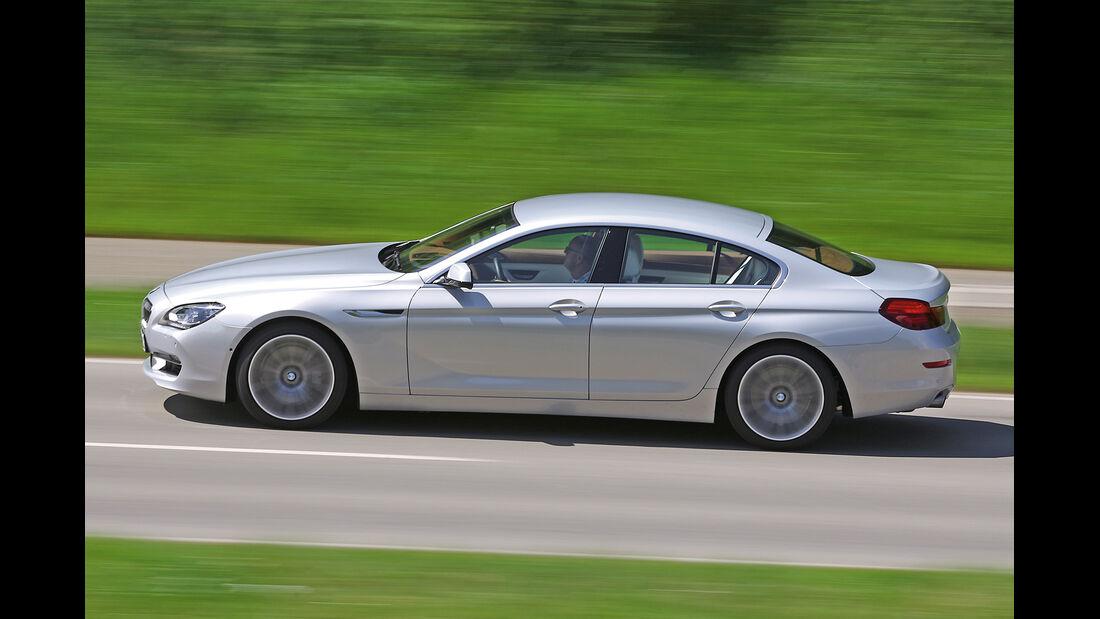 BMW Sechser, Seitenansicht
