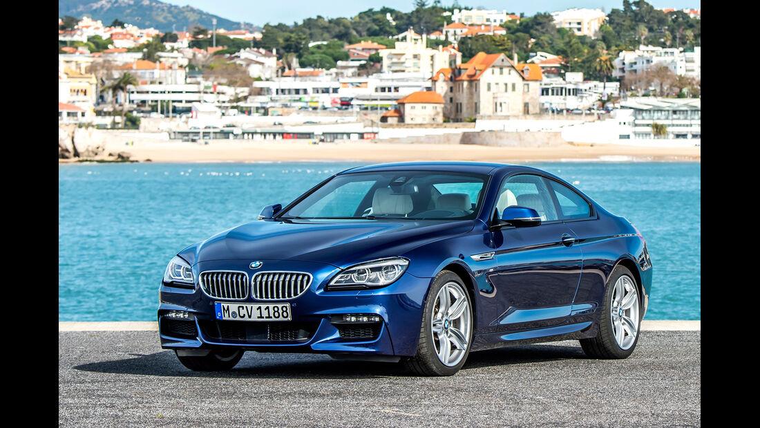 BMW Sechster
