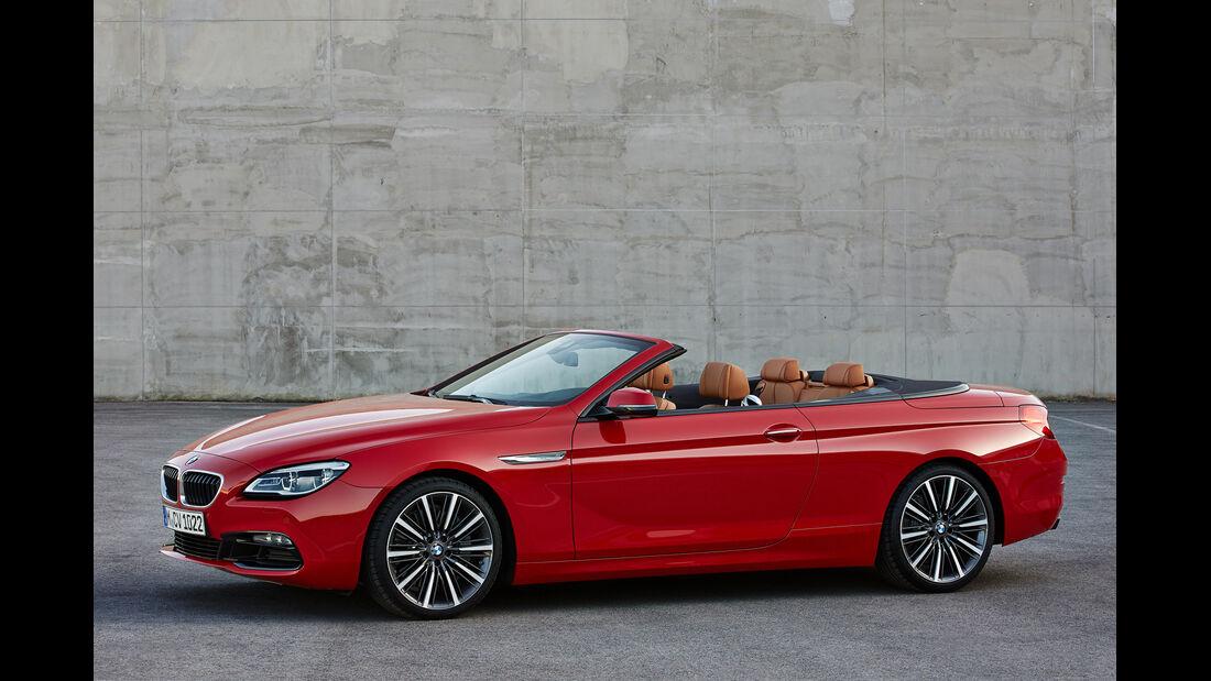 BMW Sechster Cabrio