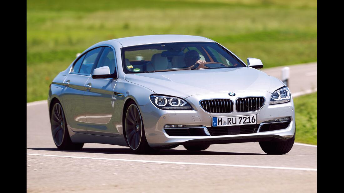 BMW Sechster Gran Coupé