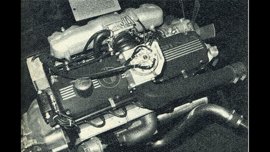 BMW, Sechszylinder, IAA 1977