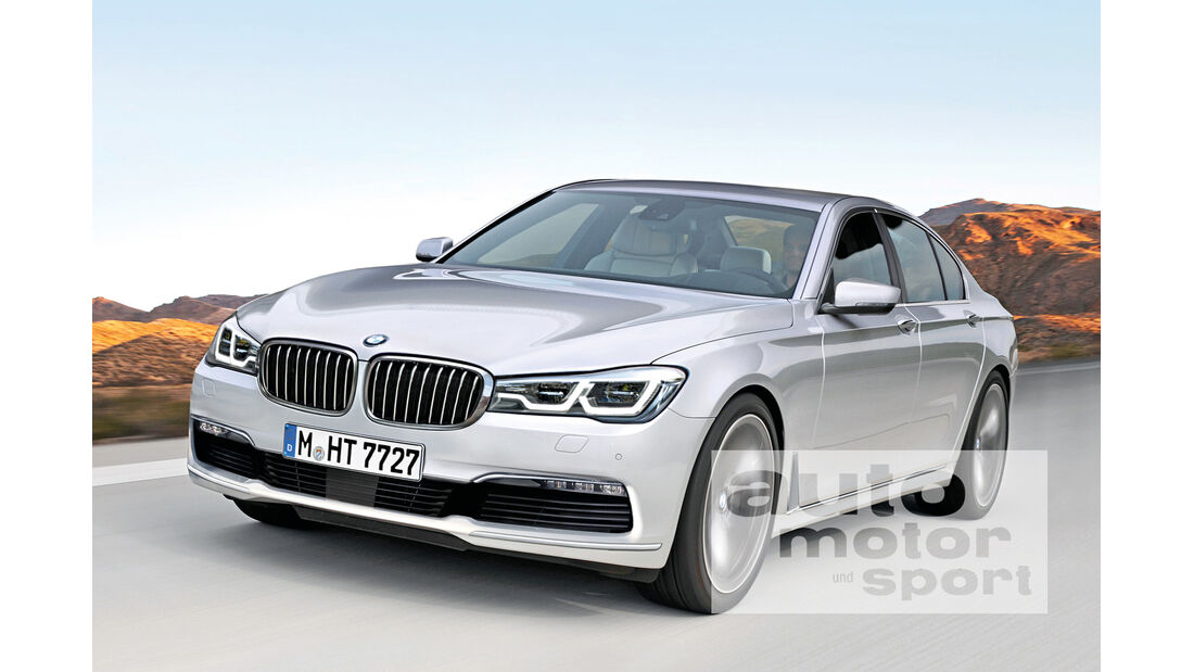 BMW Siebener
