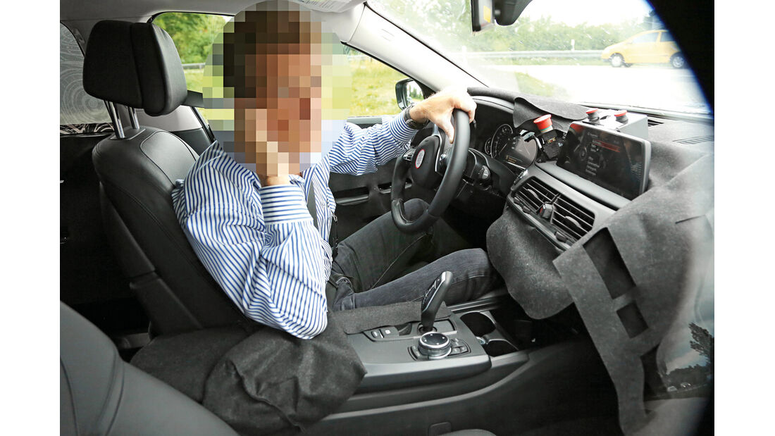 BMW Siebener, Cockpit