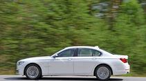 BMW Siebener, Seitenansicht