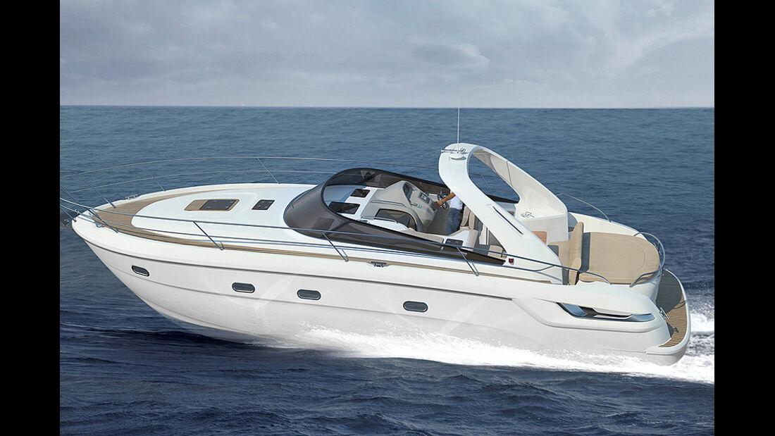 BMW Sport 28, Yacht, Sportboot