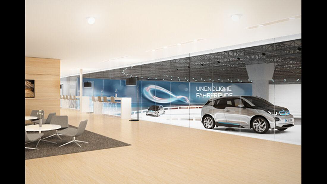 BMW Stand IAA 2013