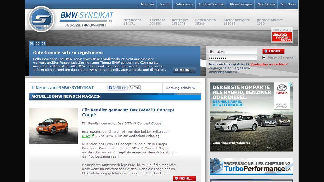 BMW Syndikat