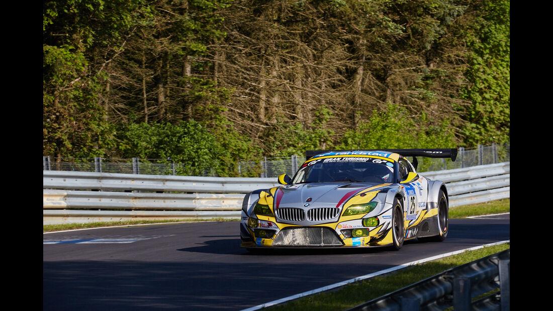 BMW Team Marc VDS - BMW Z4 GT3 - #25 - 24h-Rennen Nürburgring 2015 - Top-30-Qualifying