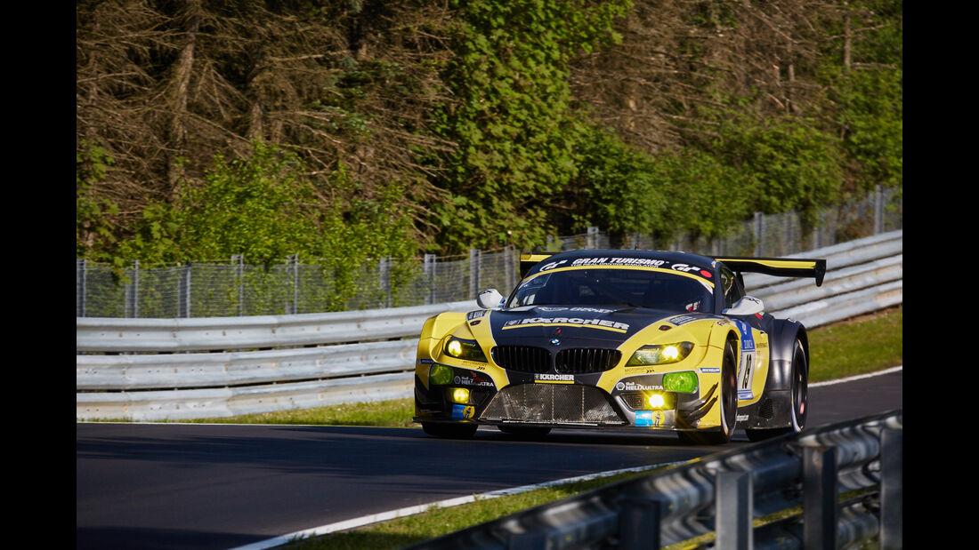 BMW Team Schubert - BMW Z4 GT3 - #19 - 24h-Rennen Nürburgring 2015 - Top-30-Qualifying