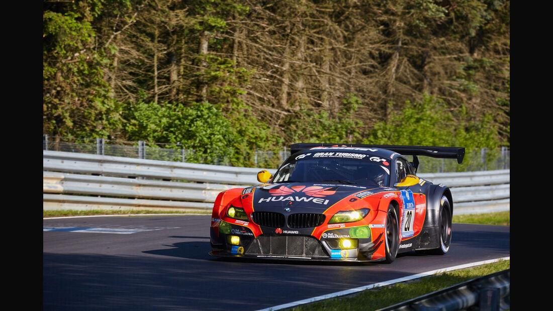 BMW Team Schubert - BMW Z4 GT3 - #20 - 24h-Rennen Nürburgring 2015 - Top-30-Qualifying