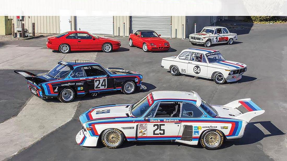 BMW The Henry Schmitt Collection