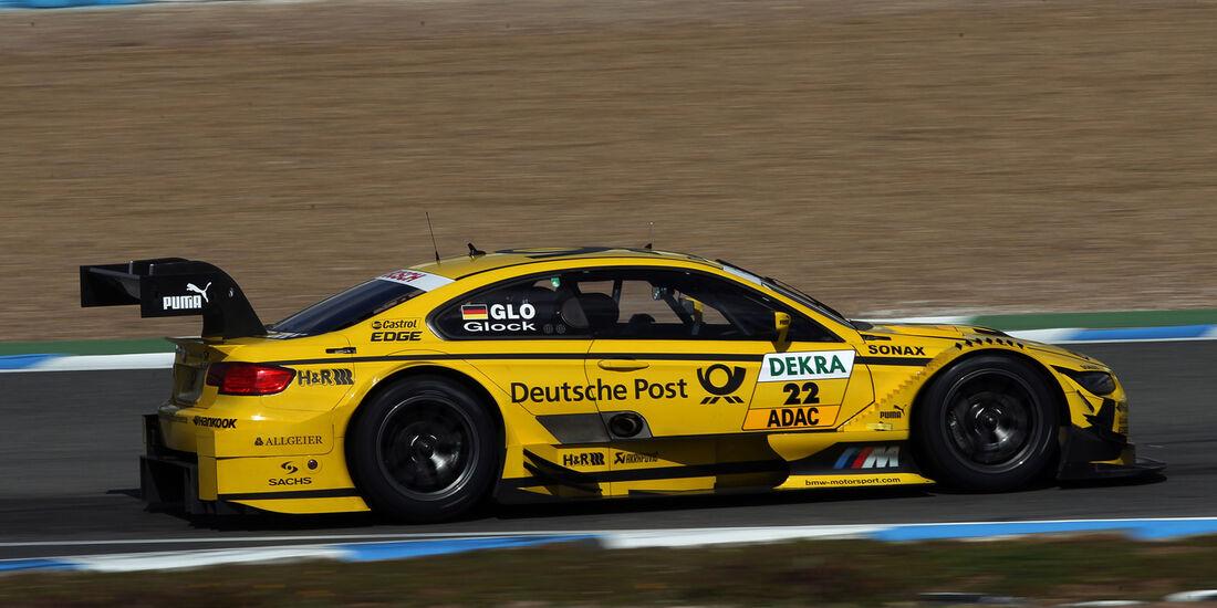 BMW Timo Glock DTM 2013