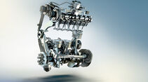 BMW TwinPower Turbo 3-Zylinder Benzinmotor