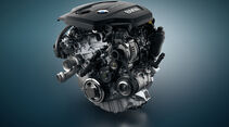BMW TwinPower Turbo 3-Zylinder Dieselmotor