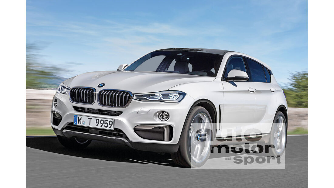 BMW Urban Cross
