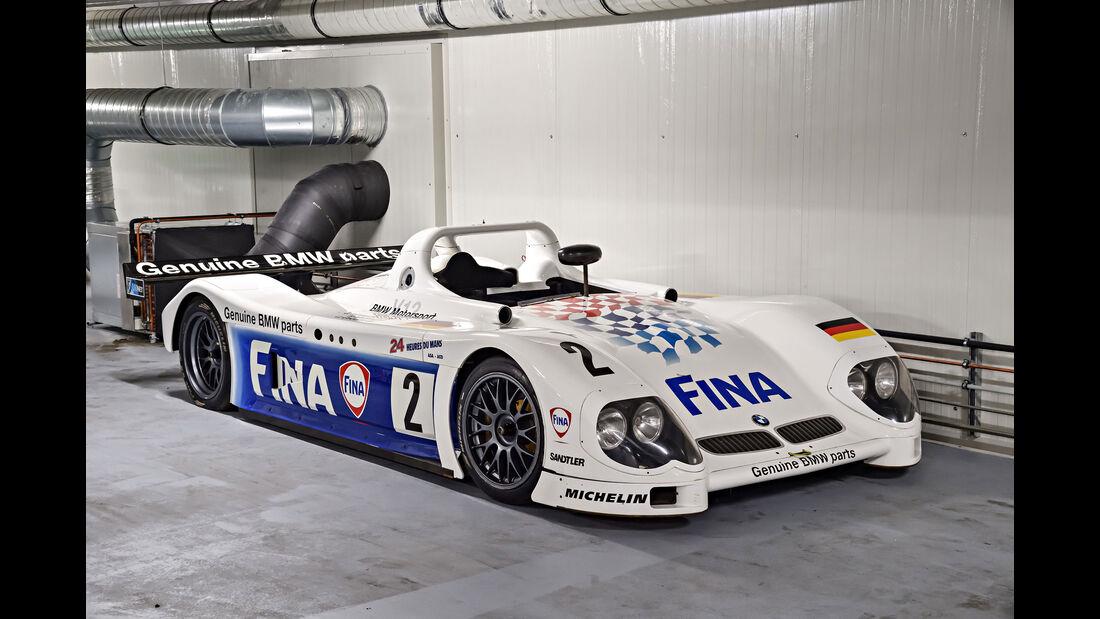 BMW V12 LM - Le Mans 1998 - Rennwagen - BMW Depot