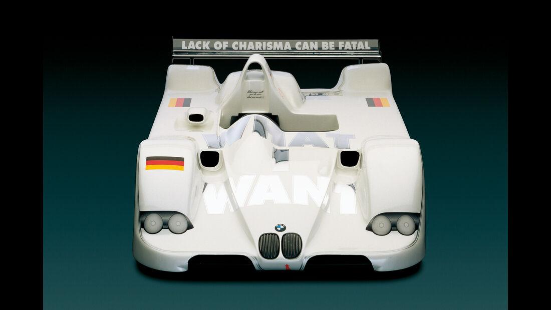 BMW V12 LMR - LeMans-Sieger 1999