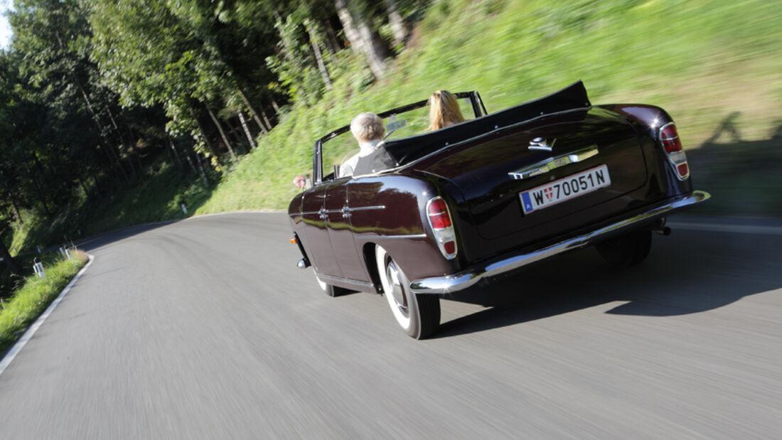 BMW V8 3200 Super Authenrieth, Baujahr 1960, Einzelexemplar