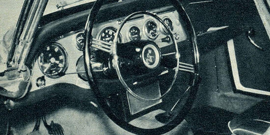 BMW, V8, Motor, 1959