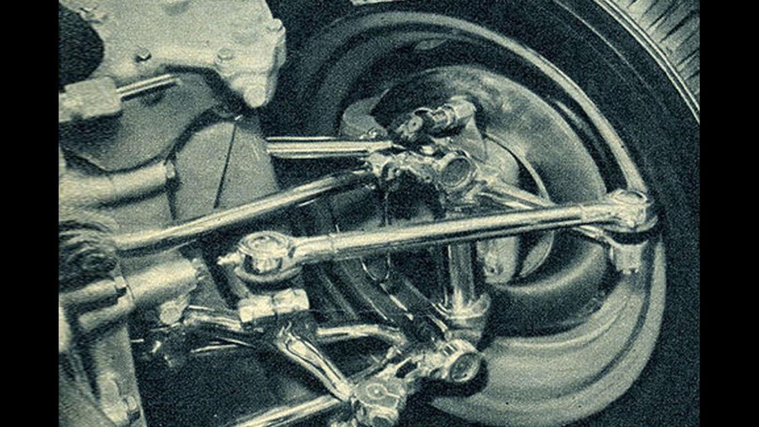 BMW, V8, Motor, IAA 1959