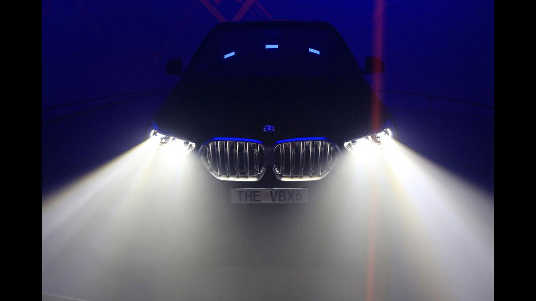 BMW VB X6, IAA 2019