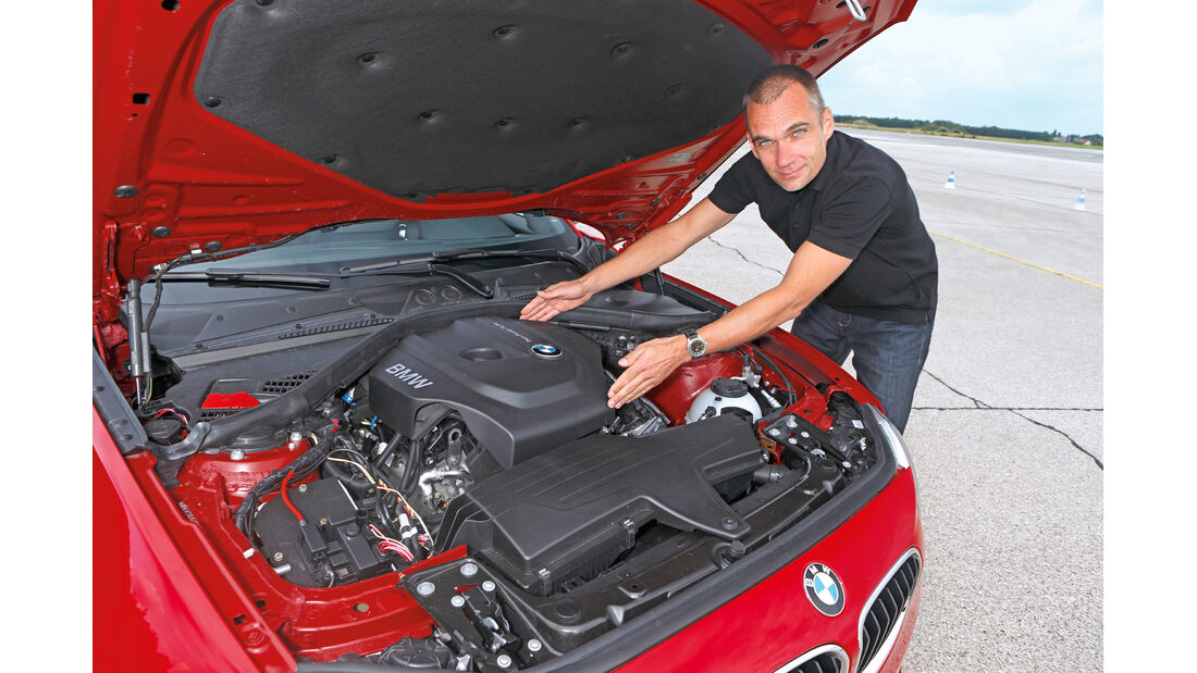 BMW Van, Motor