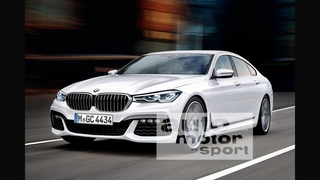 BMW Vierer Gran Coupé