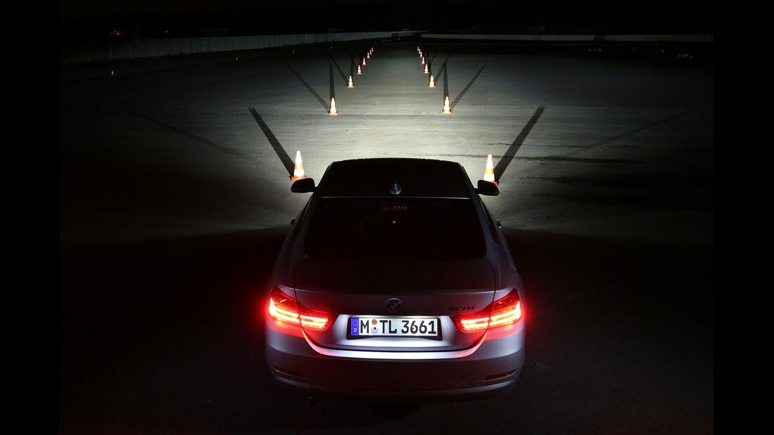BMW Vierer, Lichtsysteme