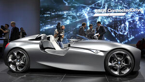BMW Vision Connected Drive Autosalon Genf 2011