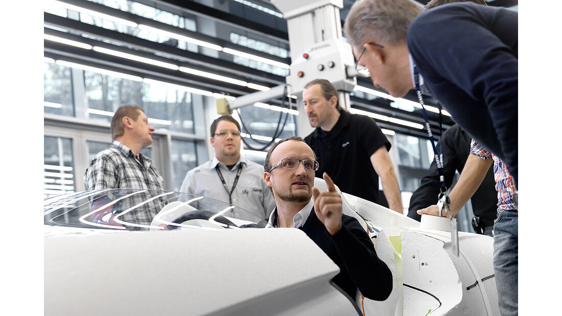 BMW Vision ConnectedDrive, Designstudio, Designteam