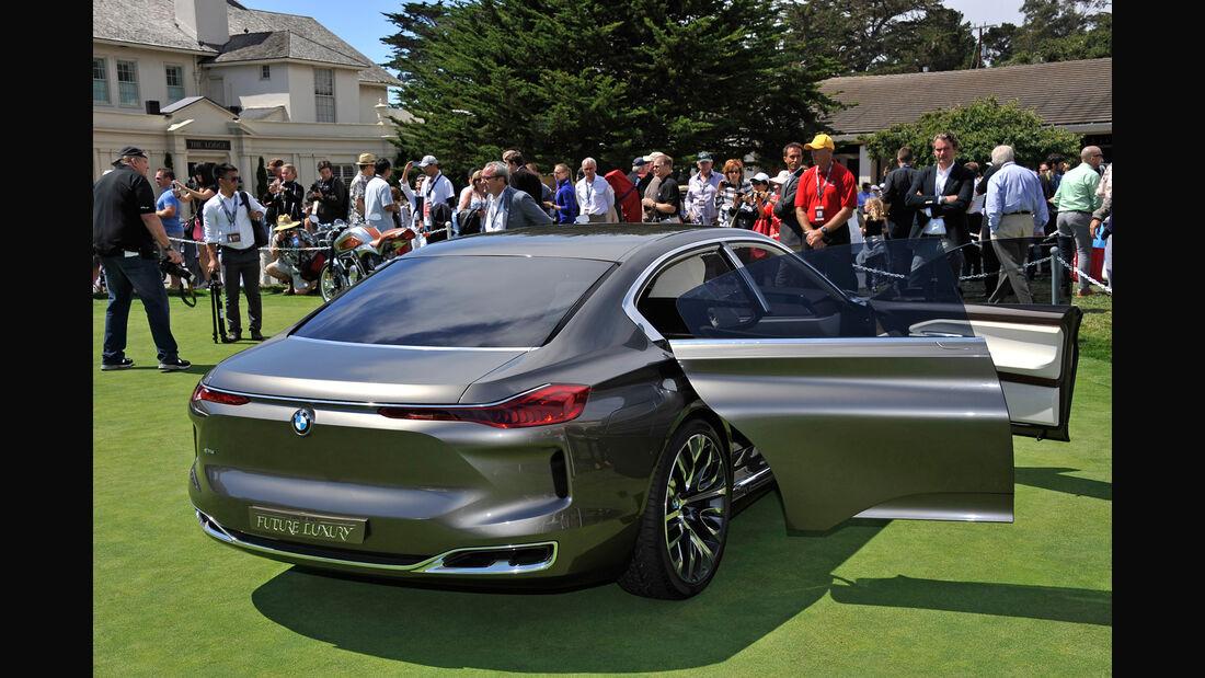 BMW Vision Future Luxury - Pebble Beach 2014 - Pebble Beach Concours d'Élegance - 08/2014