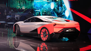BMW Vision M Next, IAA 2019