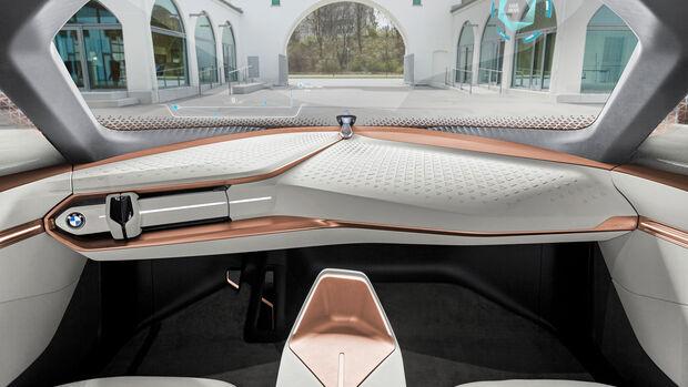 BMW Vision Next - Studie - Innenraum