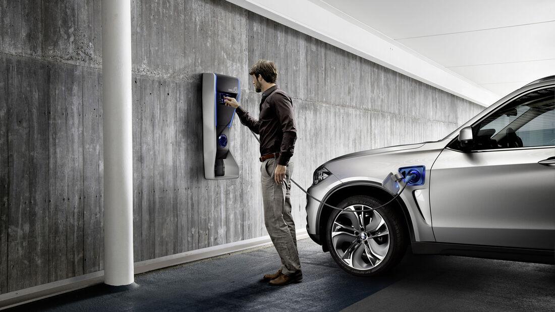 BMW Wallbox für Elektroautos