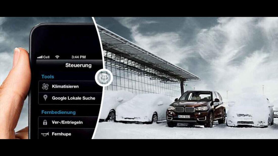 BMW Werbung 2013