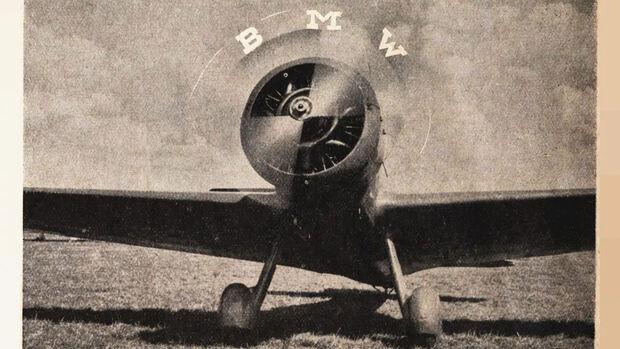 BMW Werbung Propeller