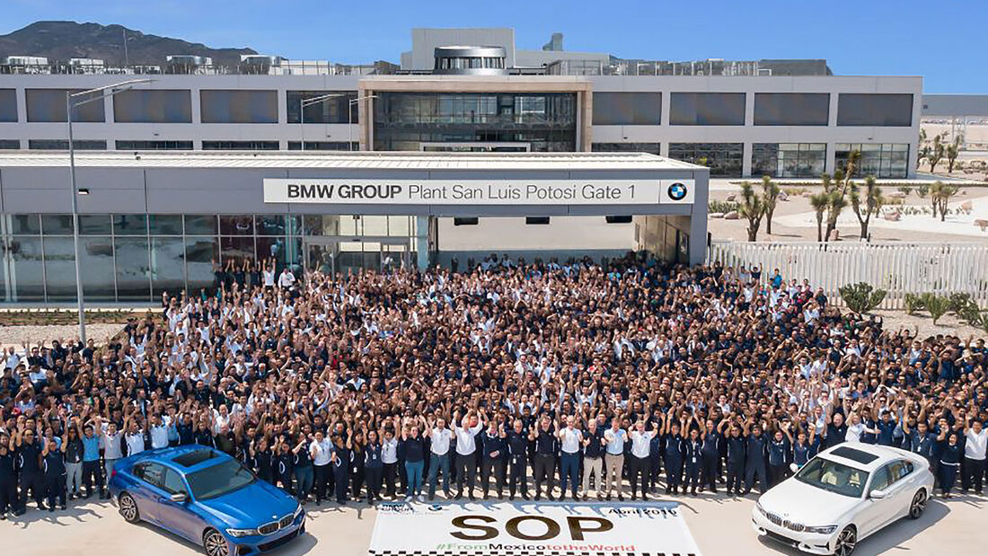 BMW Werk Mexiko
