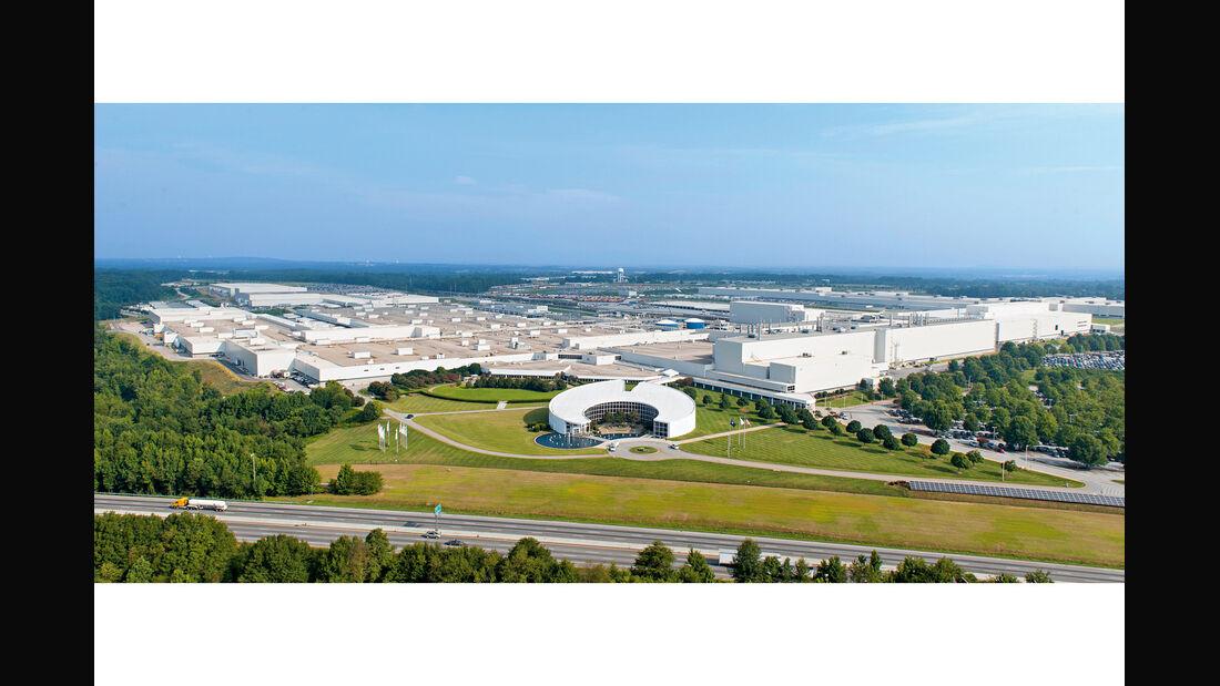 BMW Werk, Spartanburg