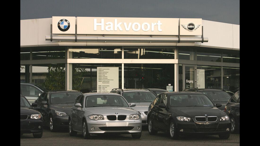 BMW Werkstatt, BMW Hakvoort