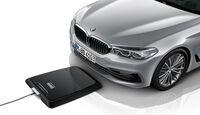 BMW Wireless Charging induktives Laden