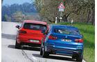 BMW X M40i - Porsche Macan GTS - Heftvorschau sport auto 6/2016