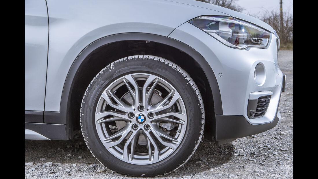 BMW X1 18d sDrive, Felge