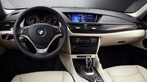 BMW X1 2012, Innenraum