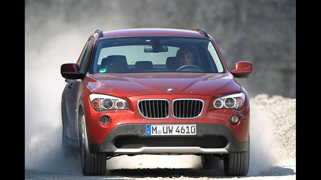 BMW X1 20d x-Drive
