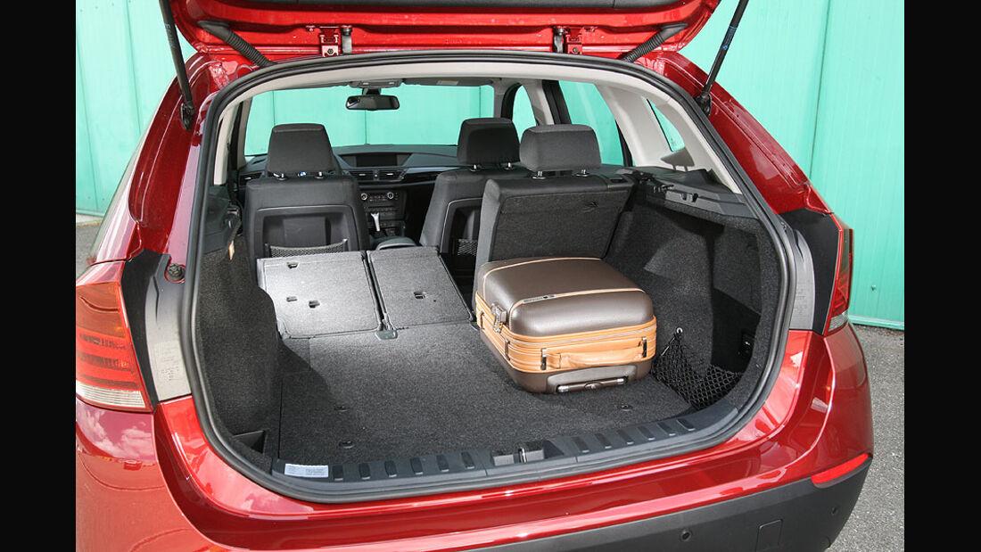 BMW X1 20d x-Drive,Kofferraum