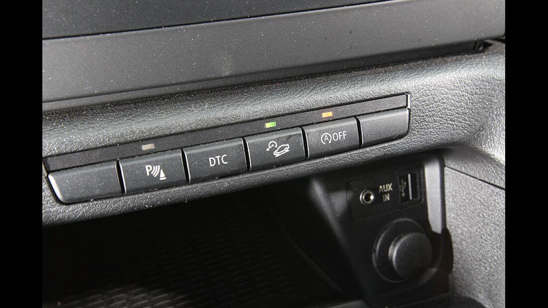 BMW X1 20d x-Drive,USB-Anschluss