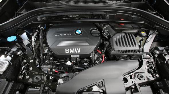 BMW X1 20d xDrive, Motor