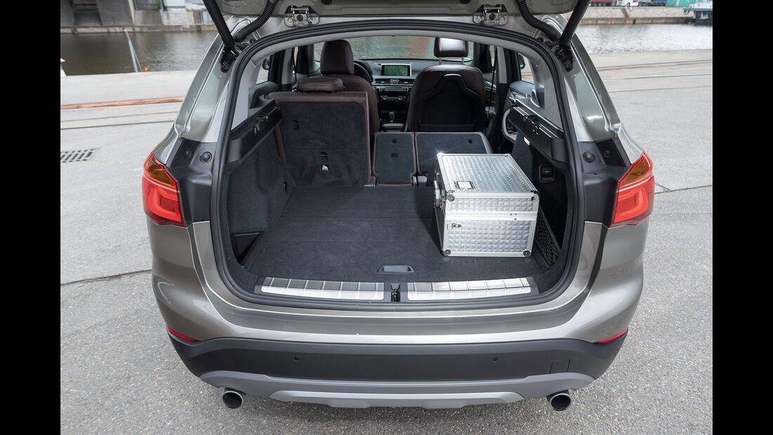 BMW X1 20i xDrive, Kofferraum