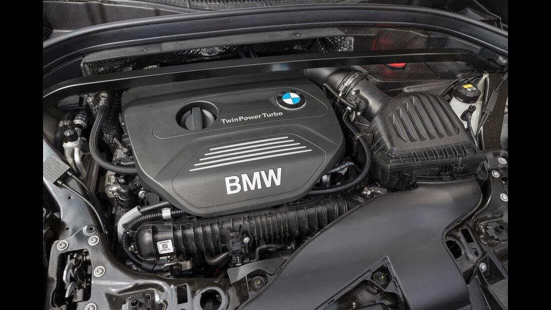 BMW X1 20i xDrive, Motor