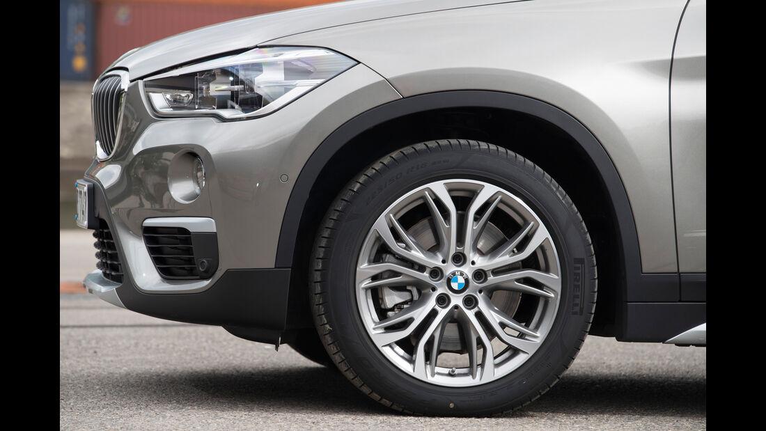 BMW X1 20i xDrive, Rad, Felge